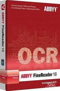 ABBYY FineReader Professional Edition v.10.0.102.130 (x32/x64/ML/RUS) - Тихая установка