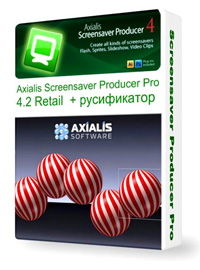 Axialis Screensaver Producer Professional v4.2 Retail + Rus